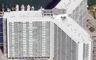 Arlen House Condominium Atlas Roofing